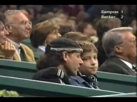 1996   Masters Hannover   Finale   Pete Sampras b Boris Becker