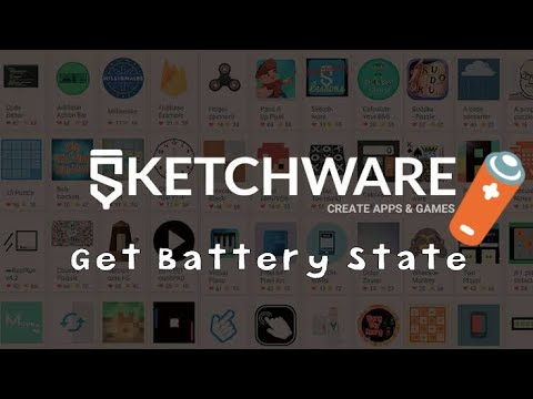 get-battery-state-[sketchware-/with-code]