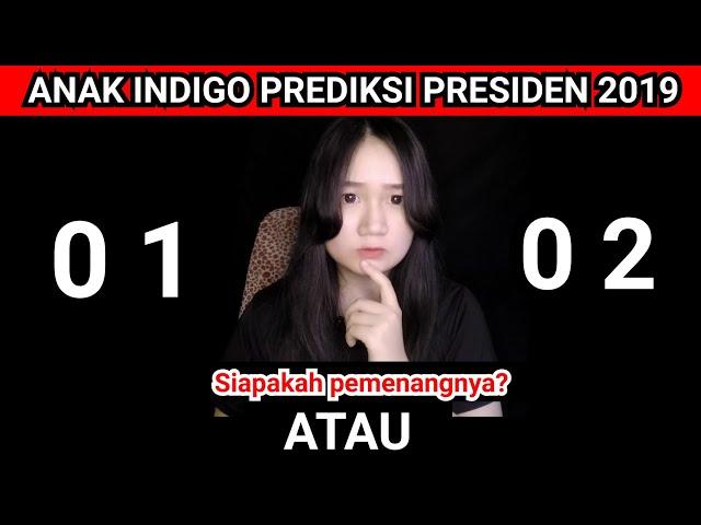 ANAK INDIGO PREDIKSI PILPRES 2019 SIAPAKAH PEMENANGNYA?! - #EchaAnakIndigoStory 36