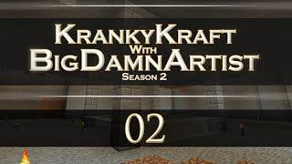 KrankyKraft SMP S2 - EP02 - Holding Pattern