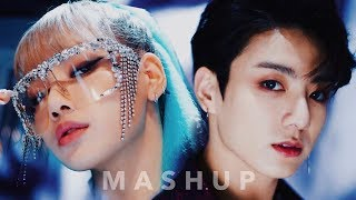 BLACKPINK & BTS (방탄소년단) - 'KILL THIS FAKE LOVE' (MASHUP)