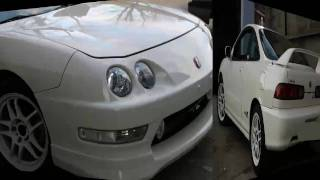 98 Type R Supercharged - Ericthecarguy