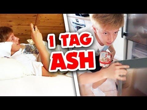 1 Tag ASH sein 🎉😍