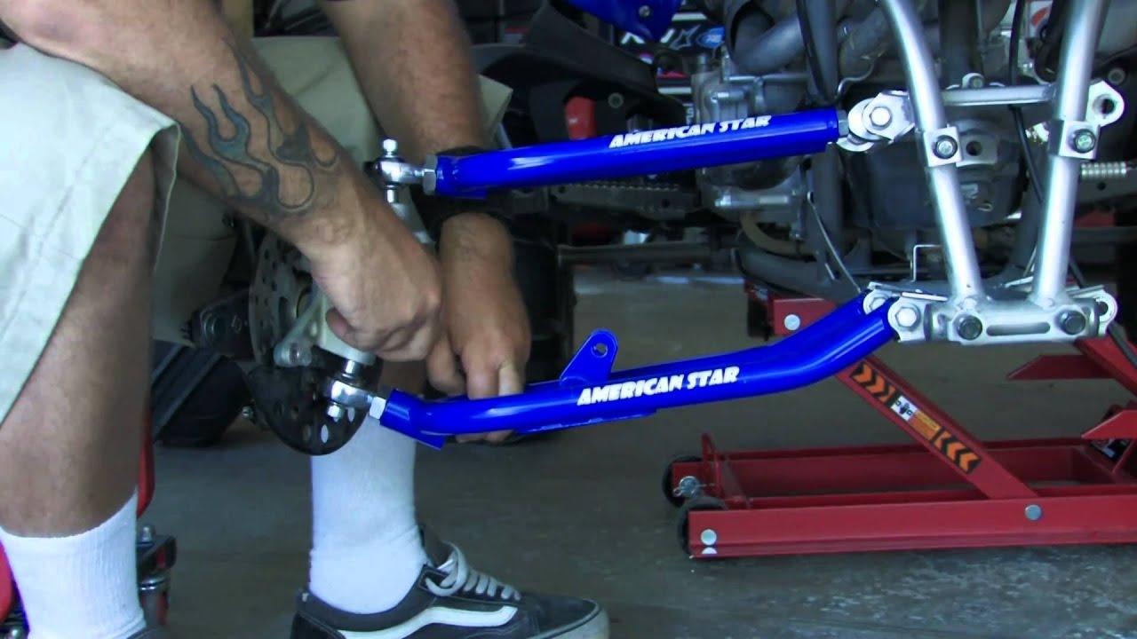 ATVscene.com American Star Racing Install - YouTube