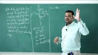 I PUC| Mathematics| Staight lines-07