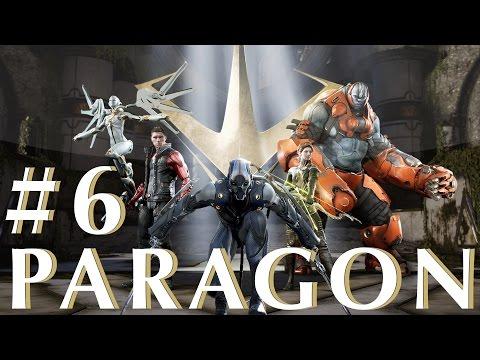 видео: Я СМОГ, Я ДОНЕС! [Обзор все герои - Рэмпэйдж, колода: танк] 🎮 paragon #6 🎮 ps4 gameplay на русском