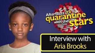 How Actress Aria Brooks is Surviving the Quarantine   AfterBuzz TV