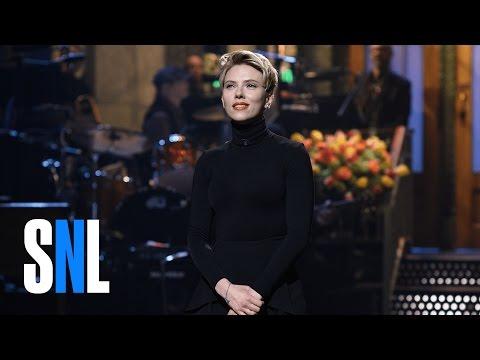 Scarlett Johansson 5th Monologue  SNL