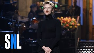 Scarlett Johansson 5th Monologue - SNL