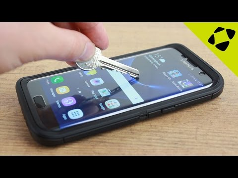 new arrival ed029 05878 OtterBox Defender Samsung Galaxy S7 Edge Case Review - Hands On ...