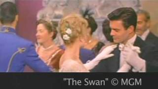 """The Swan"" 1956, Grace Kelly, Louis Jourdan, Clip #2"