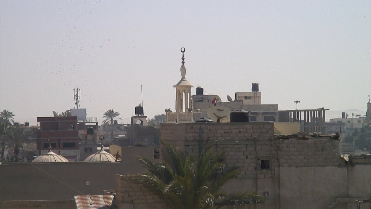 Al Arish City in The Early Morning