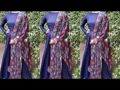 Anarkali Dress Designs 2020 | Latest Long Flared Kurti Designs | Ethnic Gown Designs For Summer