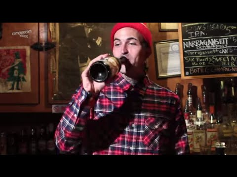 Yelawolf drinks a lot of Southern Booze