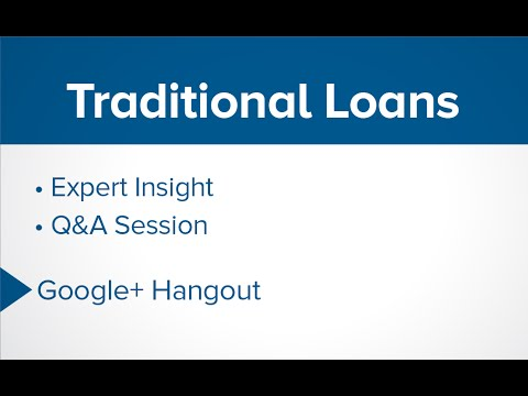 Traditional Loans: Can Your Business Get a Bank Loan in One Session?