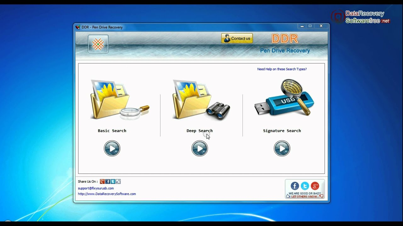 How a flash drive recovery program can help 91
