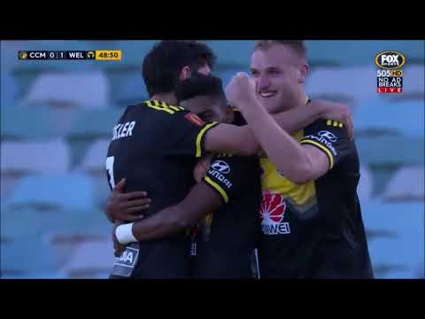 Roy Krishna - All Wellington Phoenix goals