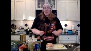 A Geek's Guide To Easy Microwave Cooking:episode 35: Ginger Garlic Chicken Wings