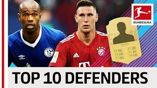 Hummels, Naldo & More - EA SPORTS FIFA 19 - Top 10 Defenders