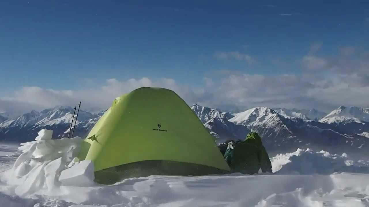 & Testing the Black Diamond Firstlight Tent - YouTube