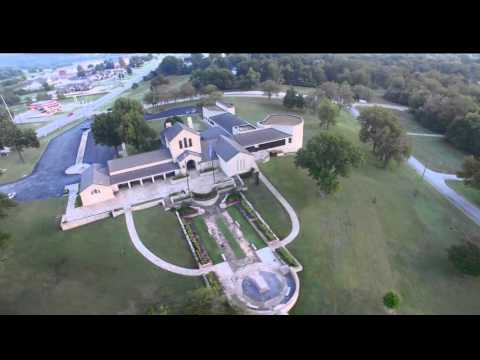 Drone highlights of Claremore, OK