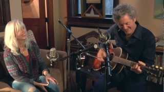 """Emmylou Harris & Rodney Crowell on """"Old Yellow Moon"""""""
