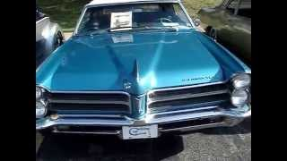 1965 PONTIAC BONNEVILLE CONVERTIBLE - MOST EXPENSIVE