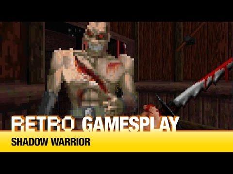 Retro GamesPlay: Shadow Warrior
