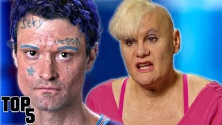 Top 5 Craziest People On The Dr.Phil Show – Part 2