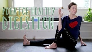 Yoga for Digestion | Holiday Meal Digestion!