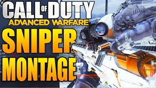 Call of Duty: Advanced Warfare Sniper Montage 2 - SoaR Super #FAZE1