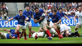 TOP 10 2020 - FRANCE RUGBY