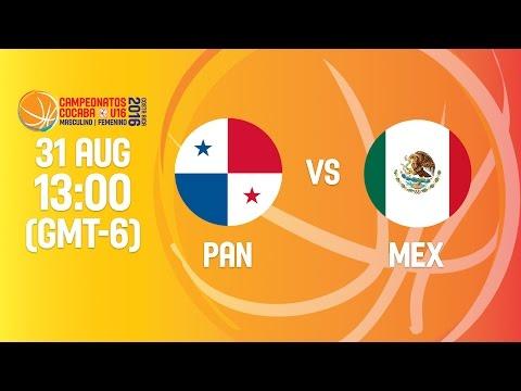 Panama v Mexico - 2016 FIBA COCABA U16 Women's Championship