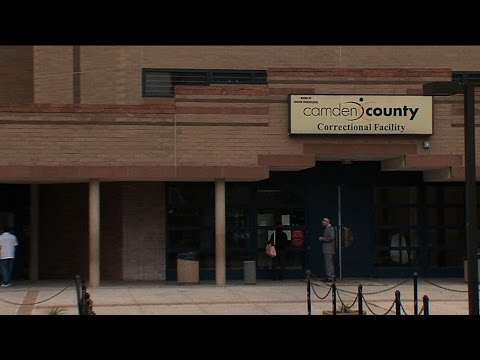 Camden County Deals with Overcrowded Jail