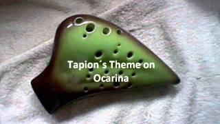 Tapion´s Theme on Ocarina