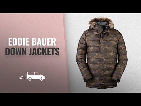 Eddie Bauer Down Jackets We Love [2018] | Fall Fashion Trends