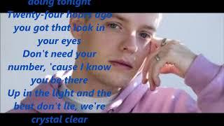 Eurovision Germany 2020 - Ben Dolic - Violent Thing (english lyrics)