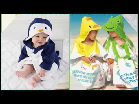 Baby Bath Towels India | Toddler Hooded Bathrobes | Kids Towels Online