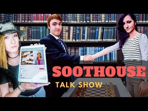 SootHouse Chess Show featuring Jack and Rhianna from SootHouse!