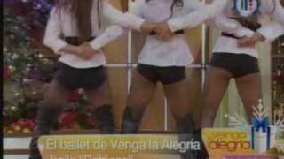Mariana Y El Ballet De Venga La Alegria - Rabiosa