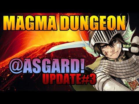 Ragnarok Online | Asgard Update #3 - Caverna de Magma 02!