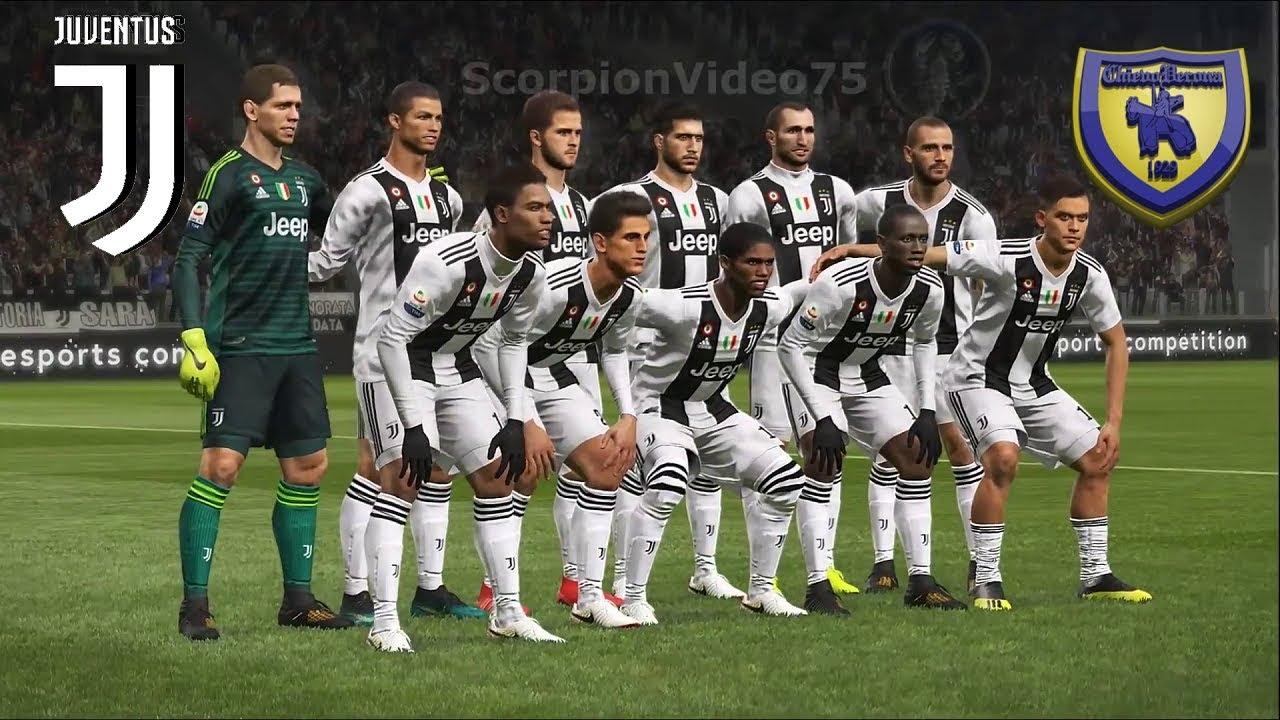 Juventus Vs Chievo 3 1 Serie A 2018 19 Goal Highlights