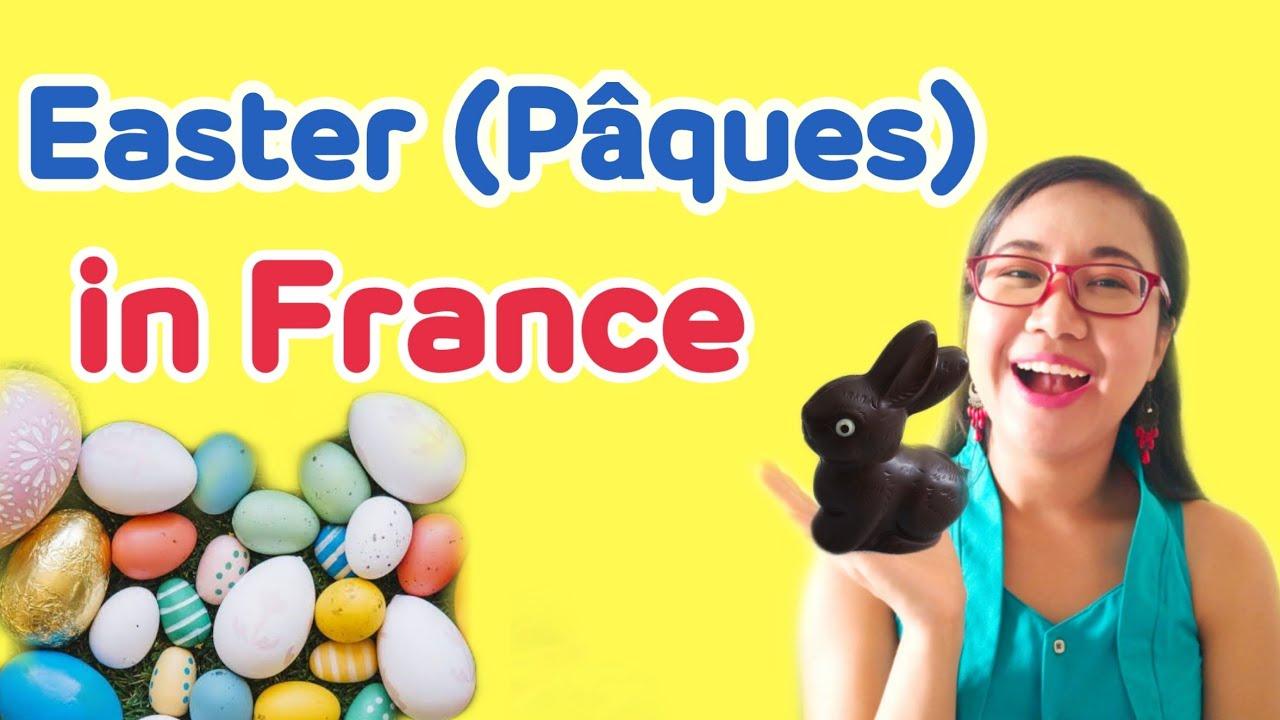 เทศกาลอีสเตอร์ (Pâques) + คำศัพท์ภาษาฝรั่งเศส I French with Khwan