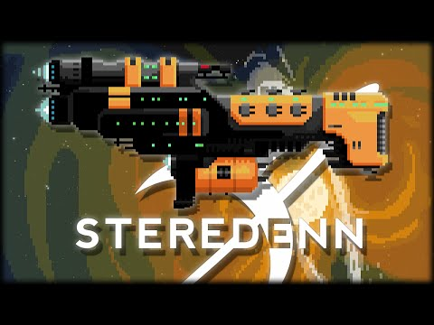 Steredenn - AMAZING SIDE SCROLLING SHOOTER!