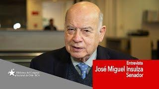 Entrevista al senador José Miguel Insulza