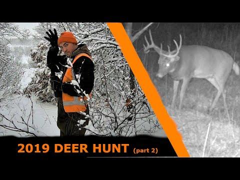 DEER Hunt 2019 [ MULTIPLE BUCKS ] Manitoba, Canada Part 2