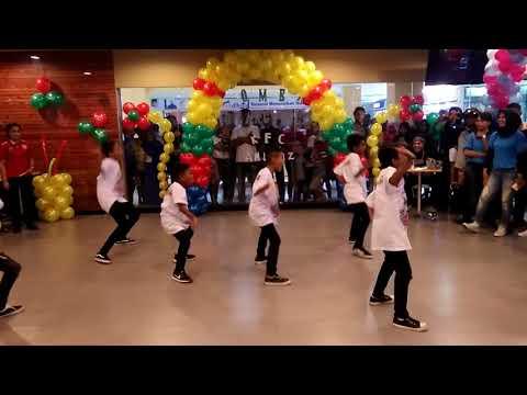 G'STAR Junor 1st, Goyang Tobelo KFC Amplaz 2017