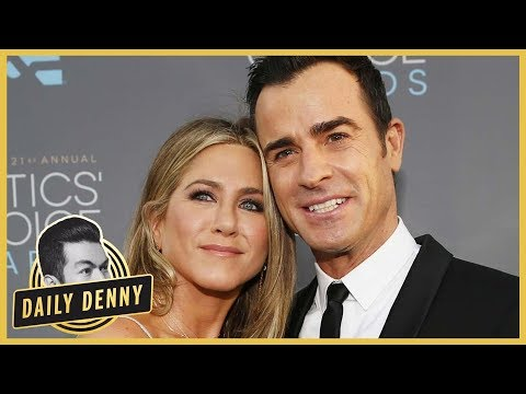 Jennifer Aniston and Justin Theroux Split: What Went Wrong  Daily Denny