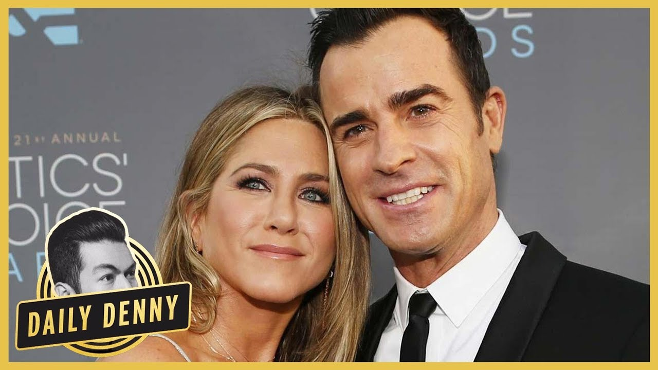 Jennifer Aniston And Justin Theroux Split What Went Wrong Daily Denny