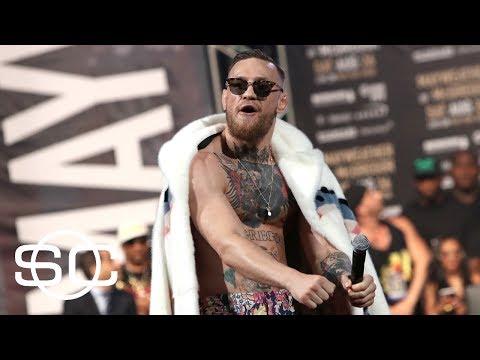 Conor McGregor's Confidence Is Not Fake | SportsCenter | ESPN